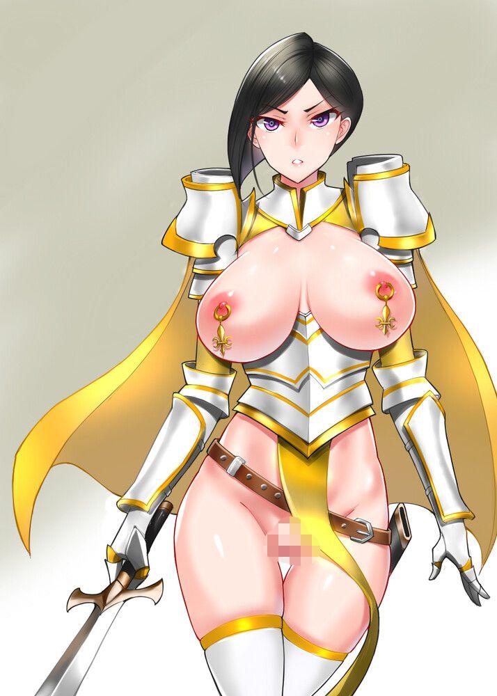 戦士・騎士エロ画像16